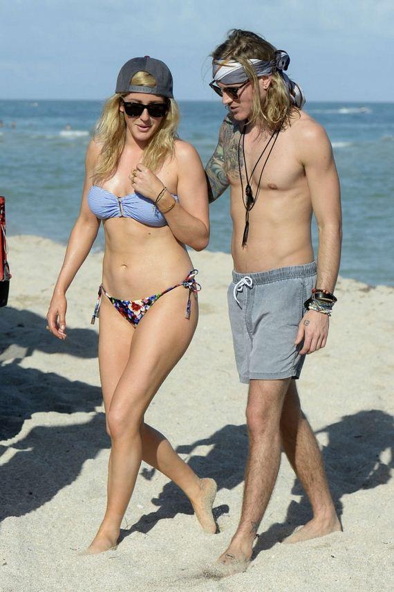 Ellie-Goulding-in-Bikini