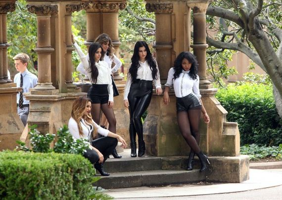Fifth-Harmony -Photoshoot