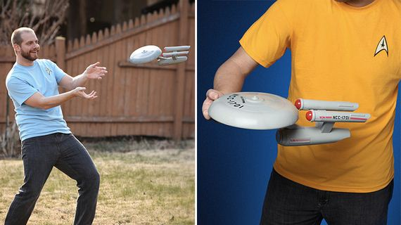Frisbee-Prank