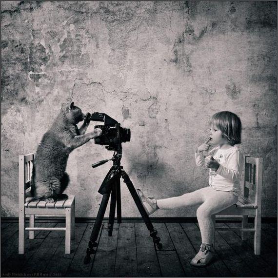 Girl-Her-Cat