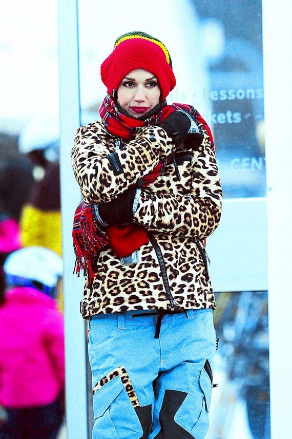 Gwen-Stefani-in-Leopard