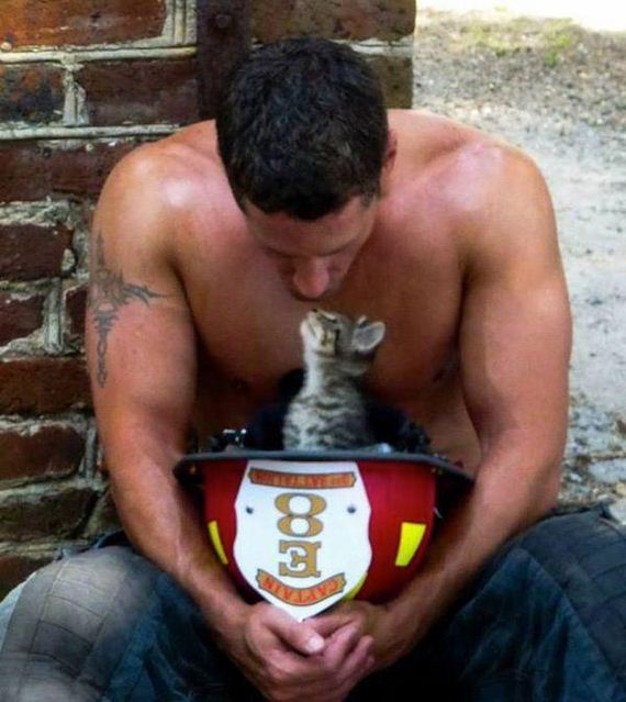 Hot-firefighters-puppies