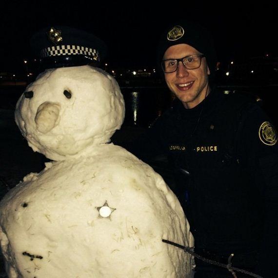 Instagram-Reykjavik-police