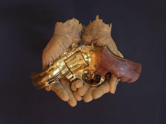Melting-Revolver