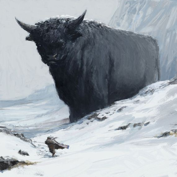 Painting-iceland-protector