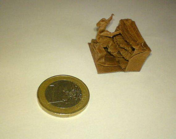 Pieces-Origami