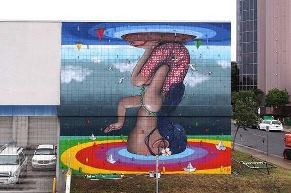 Rainbow-Murals