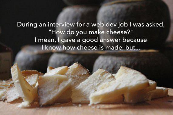 Real-job-interview