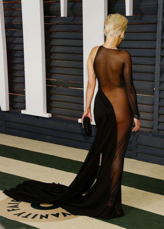Rita Ora 2015 Vanity Fair Oscar Party In Hollywood Barnorama