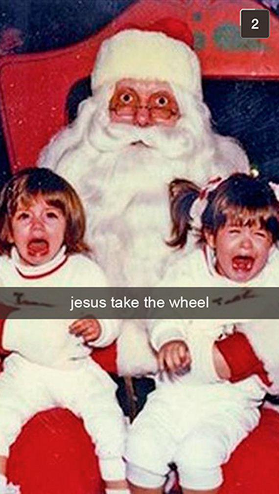 Snapchats-From-Santa