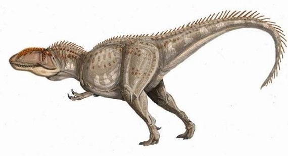 Super-επικίνδυνες δεινόσαυροι