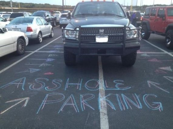 Terrible-Parking