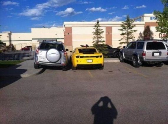 Terrible-Parking