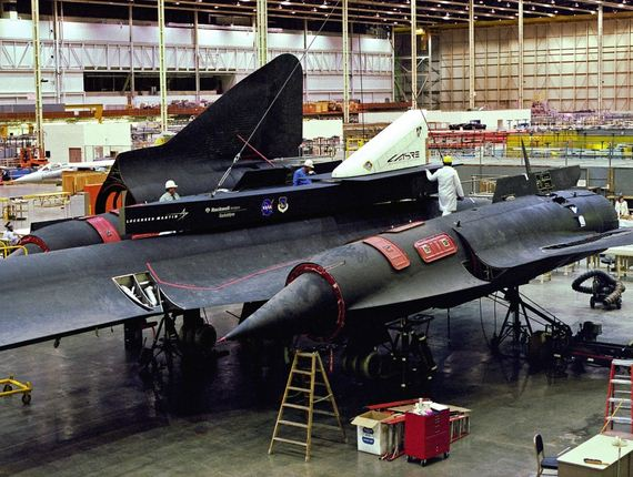 They-Built-The-SR-71-Blackbird