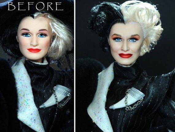 Transforms-Dolls