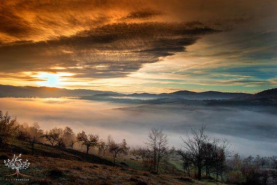 Transylvanian-Mountains