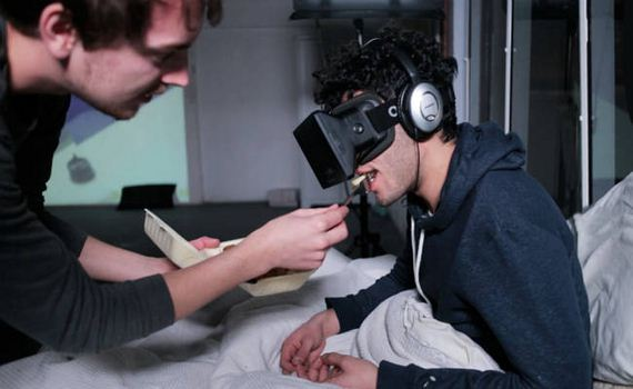 Trapped-Virtual-Reality