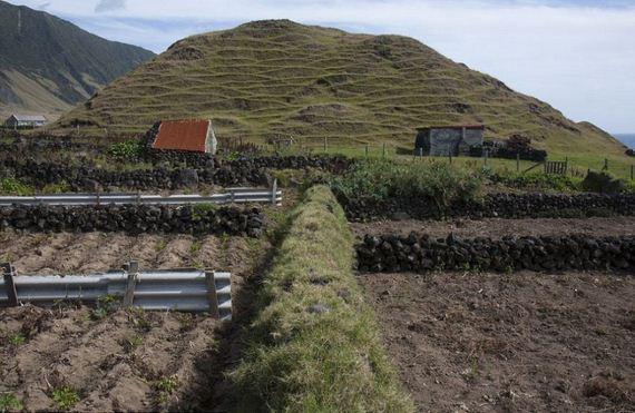 Tristan-Cunha