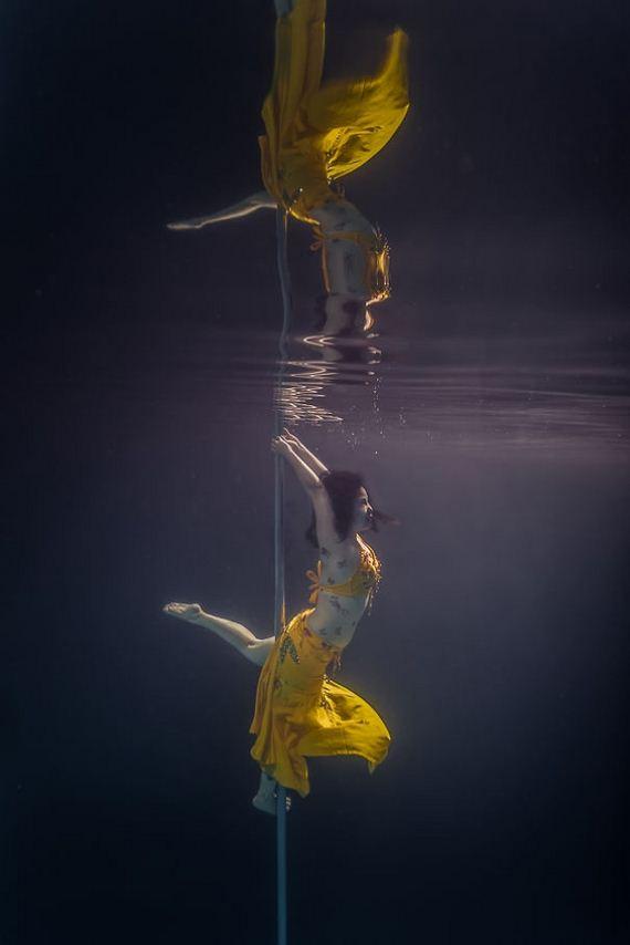 Υποβρύχια-Πόλο-Χορός