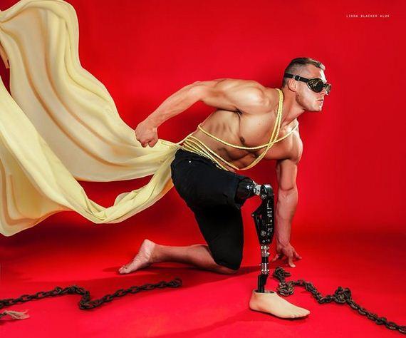 ανάπηρος μόδας
