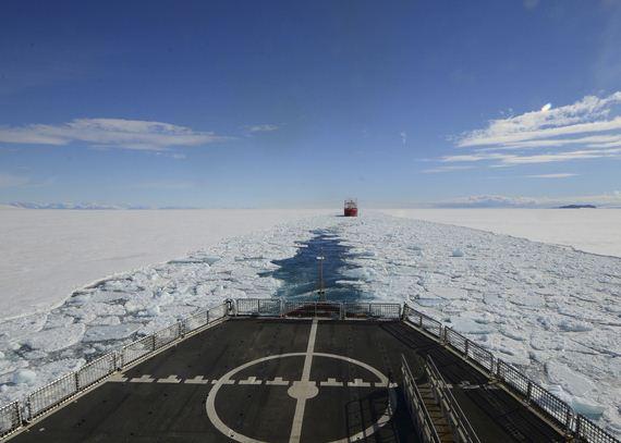antarctica-geek
