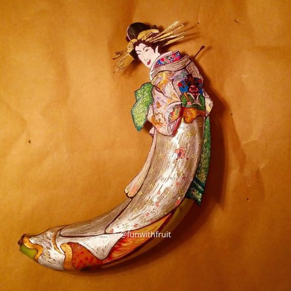 art-banana
