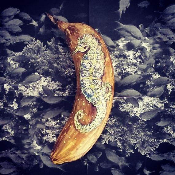 τέχνη-μπανάνα