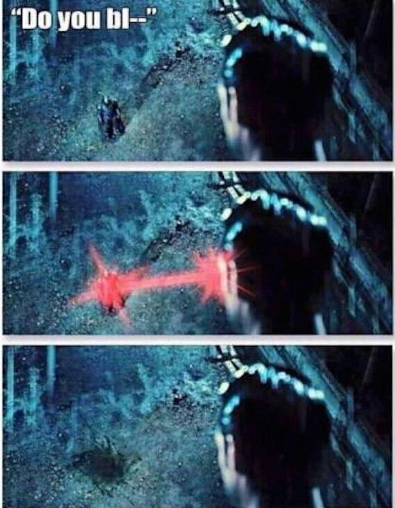 Batman V Superman Versus Funny Reaction Memes Barnorama