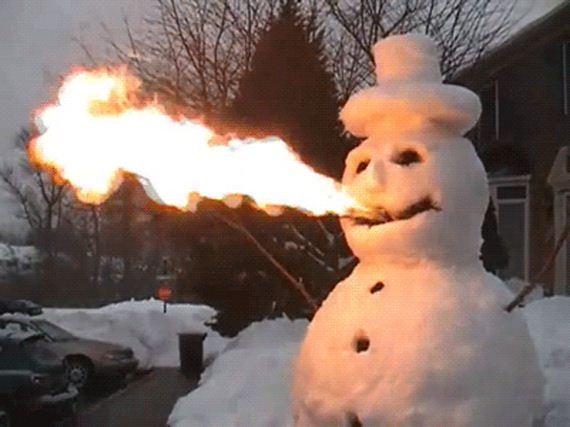 creepy-snowmen
