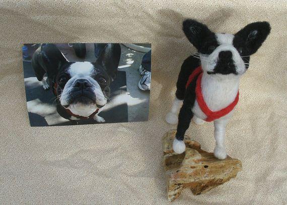 dog-sculpture-wool