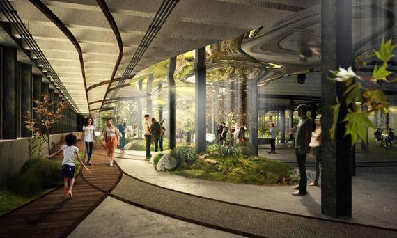 first_underground_city