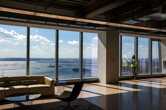 A Look Inside Freedom Tower Barnorama