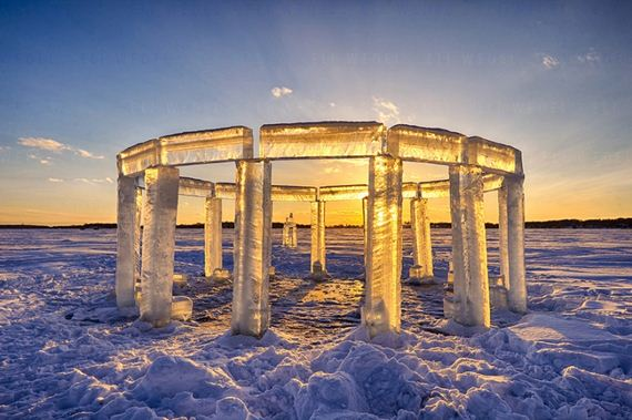 friends-icehenge