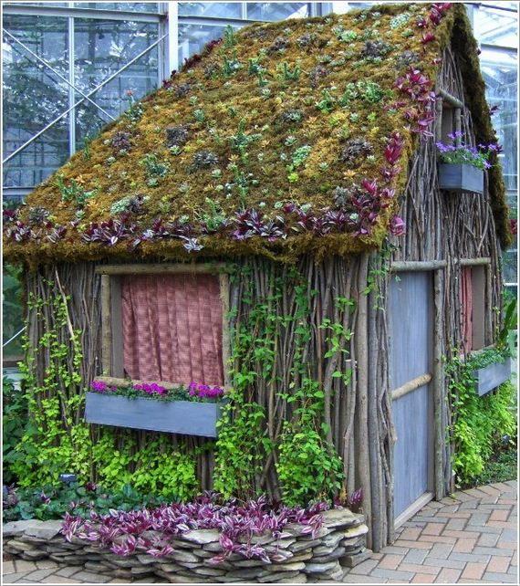 Cool Garden Shed Designs That You Will Love Barnorama