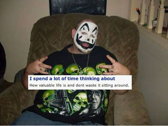 Juggalos on OKCupid: Photo