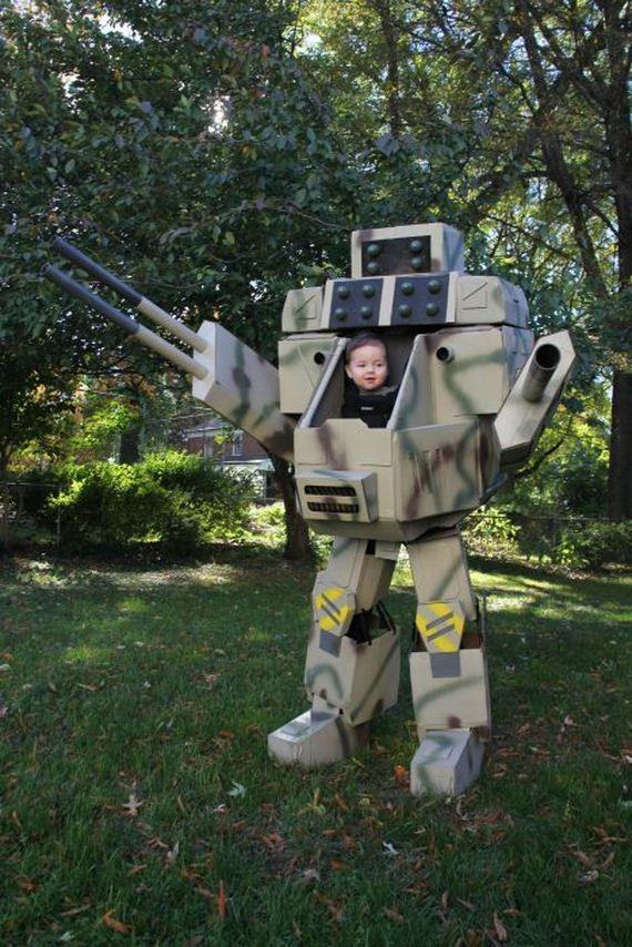 Mechwarrior Halloween Costume Barnorama