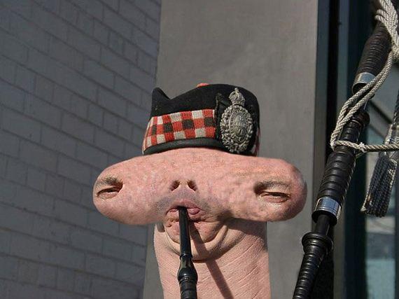 Bagpipe-Guy