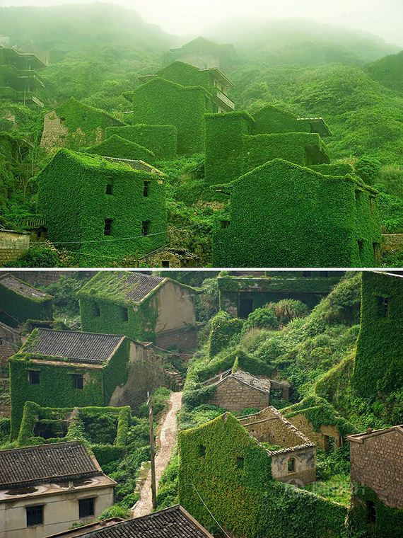 China-nature-village