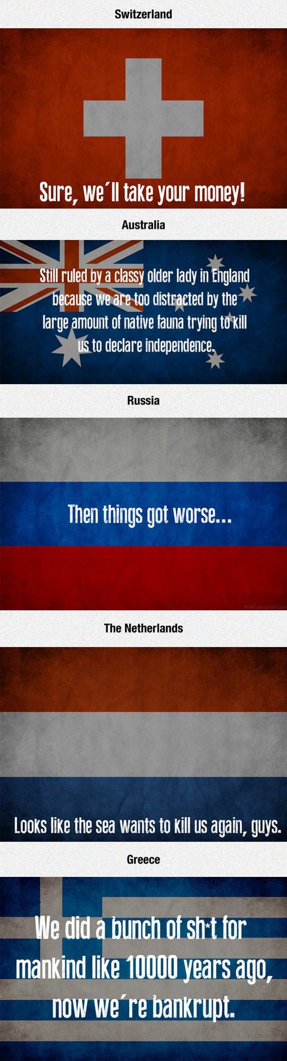 Countries-Funny-World