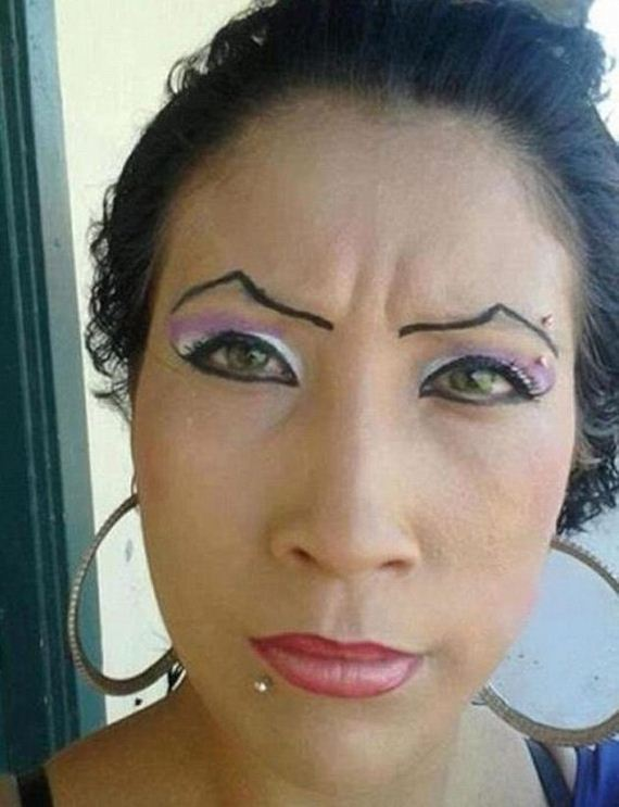Eyebrow-Fails
