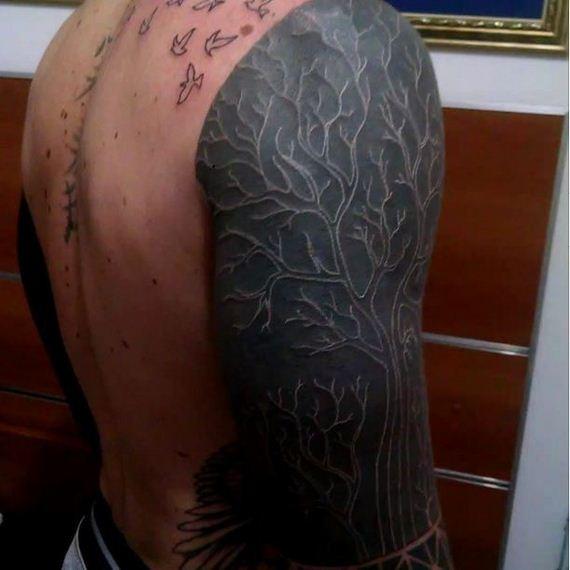 Ink-tattoo-white