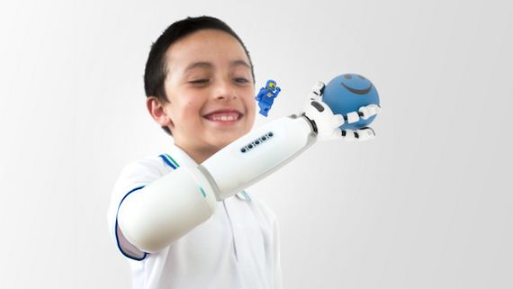Lego-prosthetics