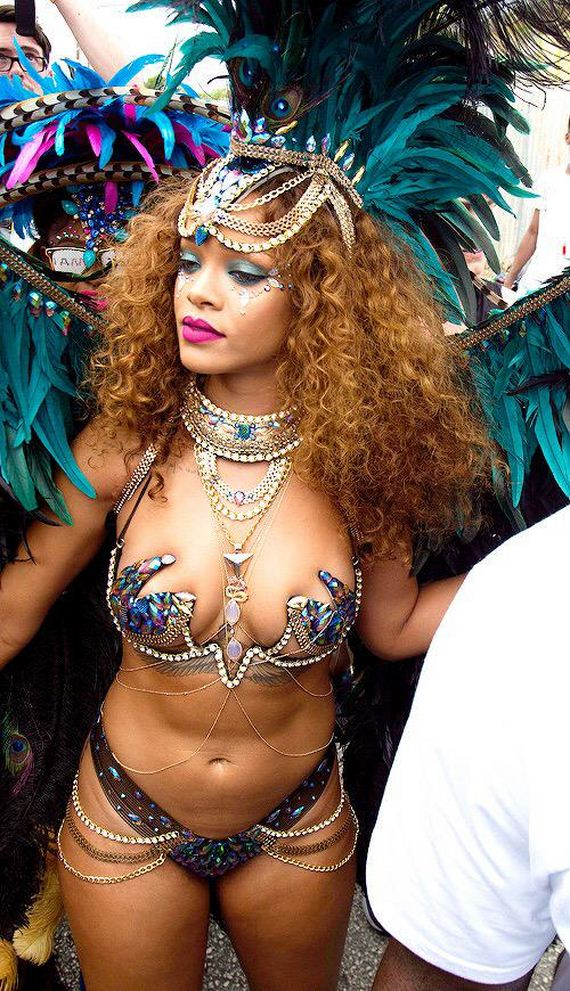 Rihanna-at-Kadooment