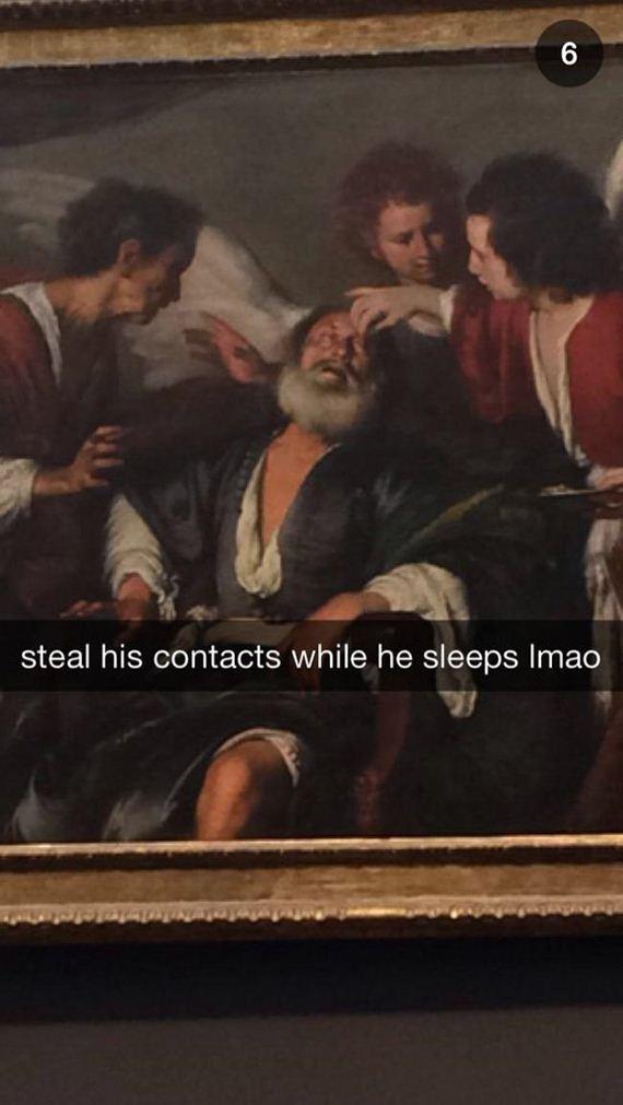 Snapchats-Good