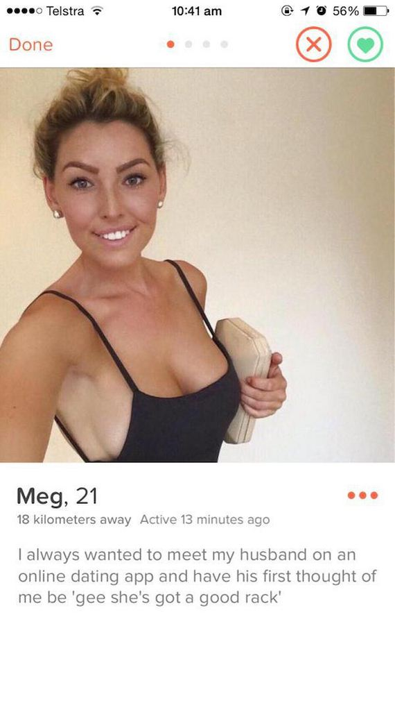 Funny dating profile description for men 7