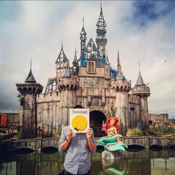 Welcome-Dismaland