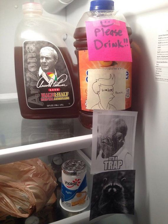 Work-Fridge