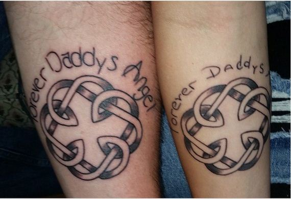 daughter-father-tattoo
