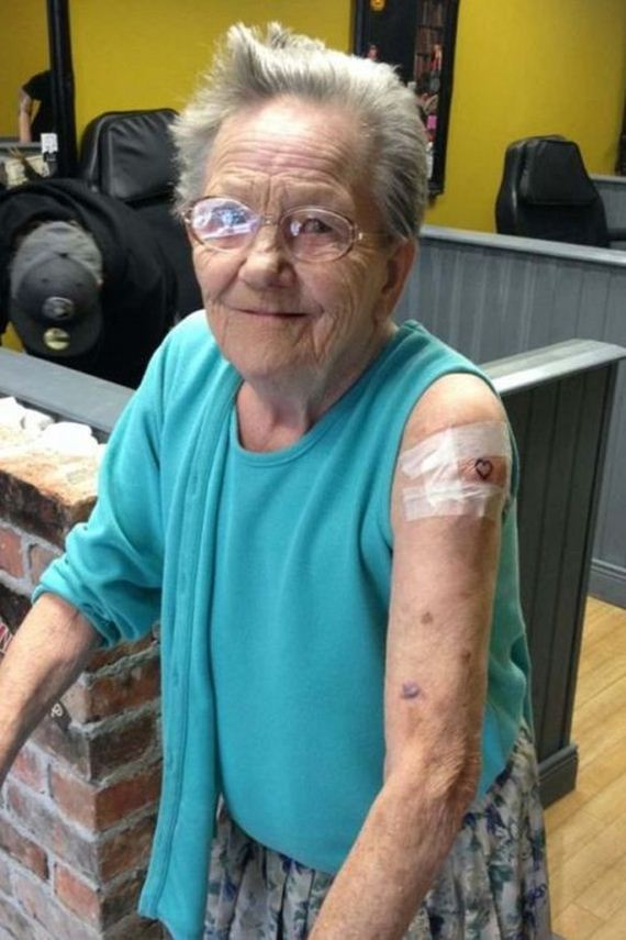 grandmother_tattoo