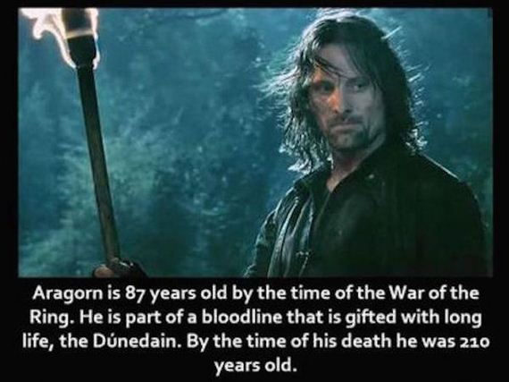 Lord Of The Rings Facts That Every Hardcore Fan Should